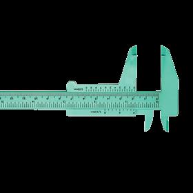 calibro in plastica per misurazioni clinita