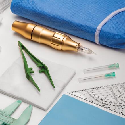 clinita strumenti tatuaggi sterili