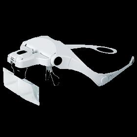 occhiali di precisione per dermopigmentazione e microblading clinita