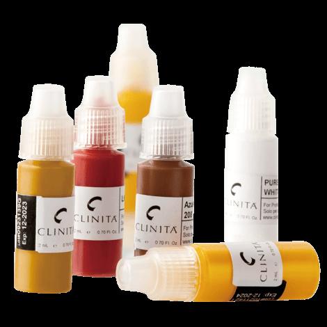 pigmenti cosmetici clinita
