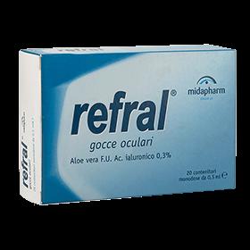 refral gocce oculari