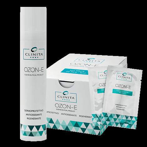 balsamo dermoprotettivo vitamina E ozone e Clinita