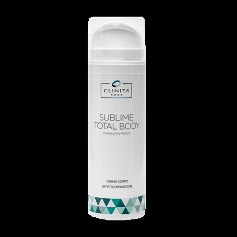 sublime total body clinita crema riparatore antiossidante