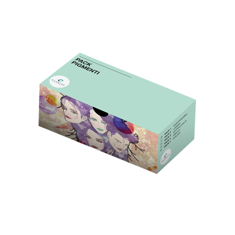 discovery kits pigmenti clinita