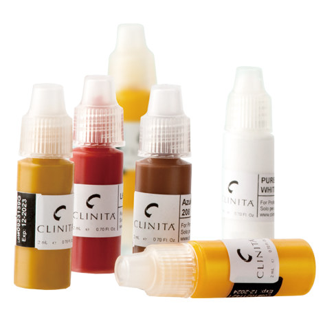clinita tattoos pigments