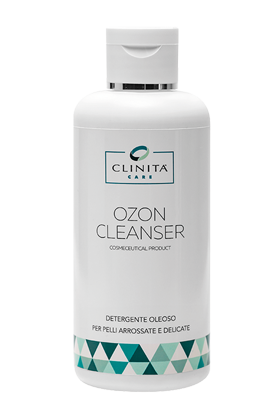 cosmeceutics clinita care cleanser skin ozon cleanser