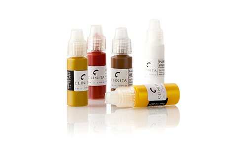 cosmetics pigments clinita