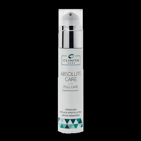 cream anti-age hyaluronic acid absolute care clinita