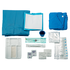 sterile pack makeup medical treatments scars